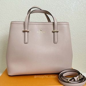 •Kate Spade• Cream Crossbody Bag